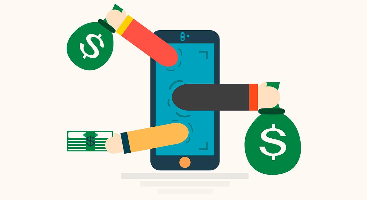 Apps pagadas al descargarse